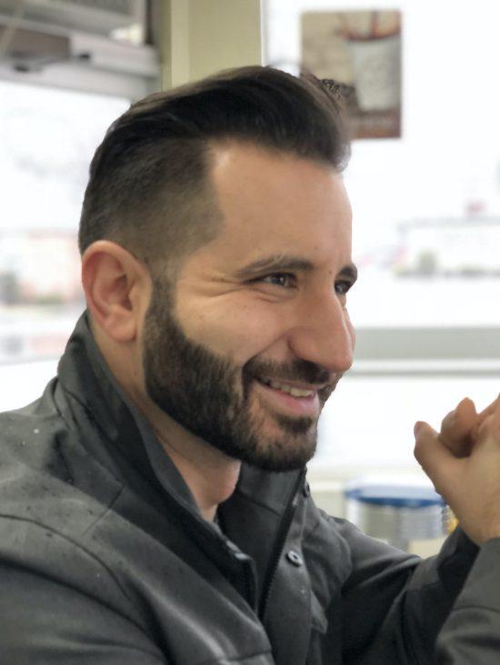 Dani Sayegh, Sales Management
